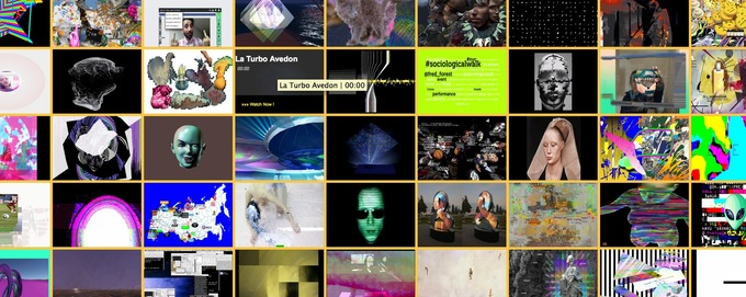 SPAMM of Virtualism // #NetArt exhibition // WEB - NEW YORK - PARIS - MOSCO