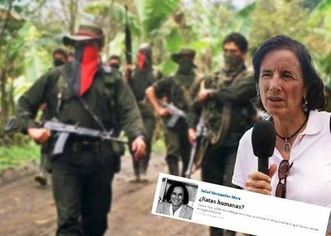 CNA: El Oscuro y Vomitivo Pasado de la Desaparecida y Bien-hallada Periodista Española en Colombia | La R-Evolución de ARMAK | Scoop.it