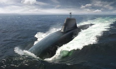 US Navy is developing 'supersonic submarine' inside a bubble   Miscellaneous Topics   Scoop.it
