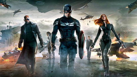 Captain America: The Winter Soldier | Film Reviews with Blazing Minds | Scoop.it