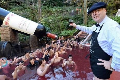 Au Japon, le Beaujolais, ils le préfèrent en bain | Ouverture sur le monde | Scoop.it
