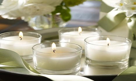 Tealight Candles - What Are They?   Decorating Ideas Using Tea Light Candles   Scoop.it