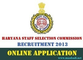 HSSC Recruitment 2013 for 2994 Vacancies Application Form at www.hssc.gov.in | Latest Government Jobs In India | AP DSC 2013 Notification for 20508 Teacher posts at www.dseap.gov.in | Scoop.it