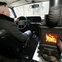 Extreme DIY car mods: Volvo with a wood-burning stove for heat | OK, that's just weird! | Scoop.it