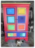 Karla's Cottage: A couple of customized furniture painting tricks | Cottage Furniture | Scoop.it