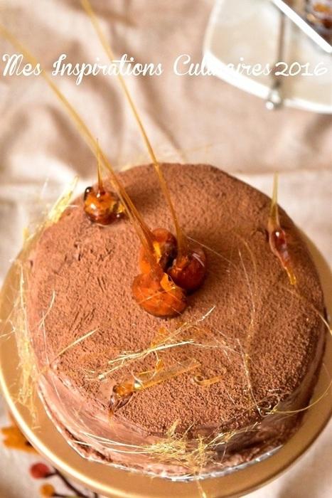 Gâteau de crêpes | Desserts - Mousses - PannaCotta - glaces | Scoop.it