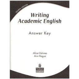Writing Academic English Answer Key (9780131947016) Ann ...   O.Abdulbaki   Scoop.it