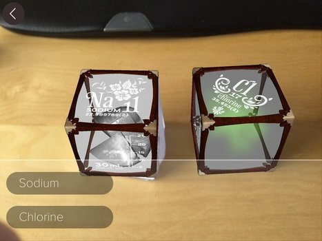 Review: Four Cool Augmented Reality Science Apps - h+ Magazine | Each One Teach One, Each One Reach One | Scoop.it