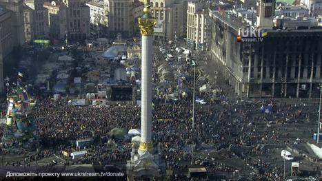 Ao minuto da Ucrânia: o relato da destituição do Presidente e da libertação de Timochenko | Daily World News | Scoop.it