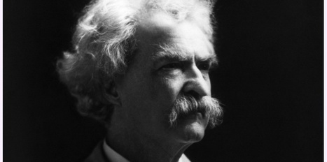 Pourquoi Mark Twain a-t-il menti sur son pseudo? | Intervalles | Scoop.it