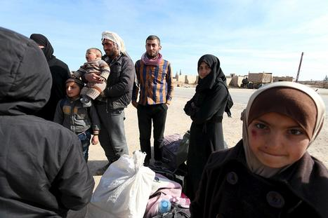Tens of thousands of civilians fleeing a Syrian government offensive have nowhere to hide | Confronting hate, prejudice, cruelty, extremism, and dogmatism | Scoop.it
