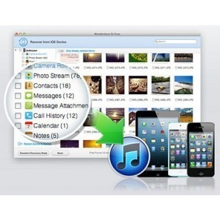 iPhone Data Recovery on Mac | iPhone | Scoop.it