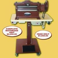 Get the Best Machinery for Leather Production Online | Leather Sewing Machine | Scoop.it