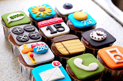 iPhone Cup Cake | INTRODUCTION TO THE SOCIAL SCIENCES DIGITAL TEXTBOOK(PSYCHOLOGY-ECONOMICS-SOCIOLOGY):MIKE BUSARELLO | Scoop.it