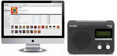 PURE music's Spotify rivial | Sands Media | Scoop.it