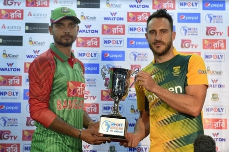 South Africa tour of Bangladesh, 1st T20I: Bangladesh v South Africa at Dhaka, Jul 5, 2015 - Live Cricket Score - UpCric.com | Live Cricket Scores and Match Highlights | Scoop.it