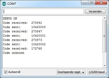 Thice.nl » Convert cheap 433Mhz sensors to KaKu/CoCo with an Arduino convertor | Arduino, Netduino, Rasperry Pi! | Scoop.it