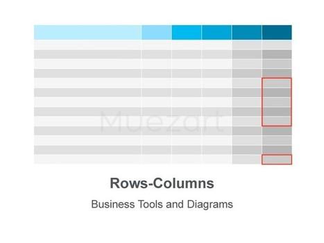 Rows and Columns in Mac Keynote | CFD Broker | Scoop.it