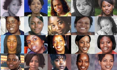 The faces of the forgotten: Heartbreaking plight of the 64,000 black women missing across America... as the country turns a blind eye | Open Mind & Open Heart | Scoop.it
