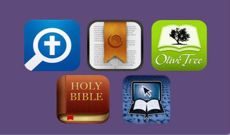 Best Bible App Features of the Top Bible Apps - RachelWojo.com | App World | Scoop.it