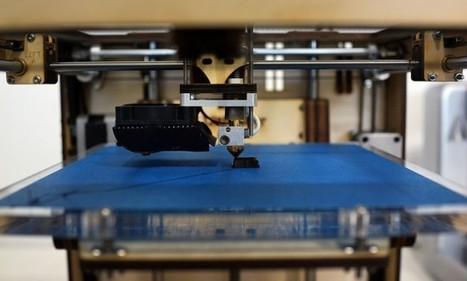 How 3D printing could take over the manufacturing industry | Manufacturing Industry | Scoop.it