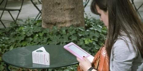 Le livre électronique dépasse le livre classique | L'édition numérique du vin | Scoop.it
