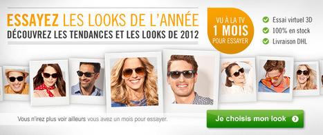 Lunettes à acheter en ligne chez Mister Spex | Opticiens en ligne français actualités | Scoop.it