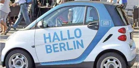 La voiture en libre-service à la conquête des villes allemandes | great buzzness | Scoop.it