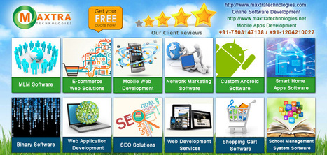Maxtra: The perfect mlm software developer | MLM Software | Scoop.it