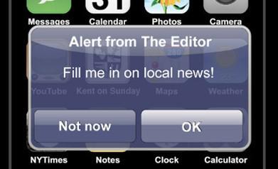 Mobile: PressApp to help newsrooms gather UGC | Media news | Journalism.co.uk | mobile studies | Scoop.it