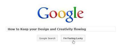 How To Keep Your Design And Creativity Flowing | designrfix.com | design | Scoop.it