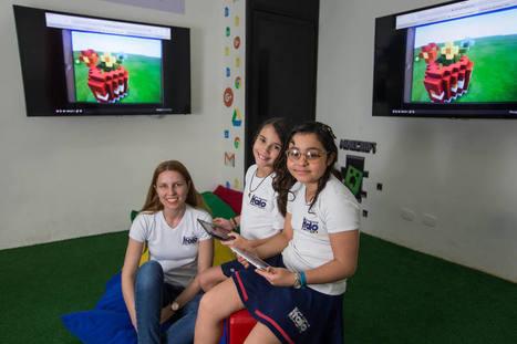 Realidade virtual toma a sala de aula em colégios de São Paulo | Inovação Educacional | Scoop.it