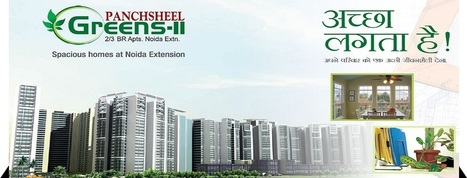Panchsheel Greens 2 Greater Noida West | Real Estate | Scoop.it
