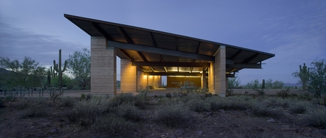 Best of 2013: Energy-Efficient Buildings Off The Grid | sustainable architecture | Scoop.it