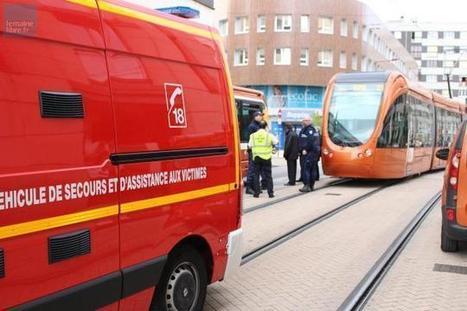 Le Mans. Une femme percutée par le tramway. Info - Le Mans.maville.com | L'actu des tramways | Scoop.it
