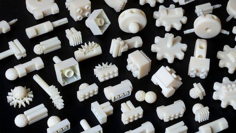 How A Geek Dad And His 3D Printer Aim To Liberate Legos - Forbes | DIY-1 | Scoop.it
