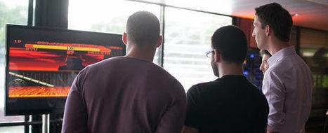 Etre Geek et l'assumer: Un team building rétro faussement régressif - Madcityzen | Madcityzen - Createur d'évenements , Actualités et innovations | Scoop.it