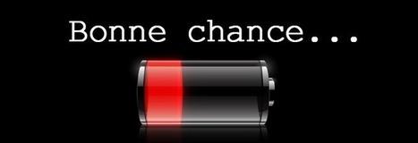 Les 10 ennemis de votre batterie de Smartphone   DECLICS   L'expérience consommateurs dans l'efficience énergétique   Scoop.it