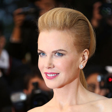 Nicole Kidman's Edgy Ponytail Was the Talk of the Cannes Red Carpets ... - Glamour (blog) | Something Beautiful | Scoop.it