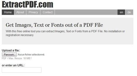 Extraire les images, le contenu du texte ou les polices d'un document PDF | Ressources pour les TICE en primaire | Scoop.it