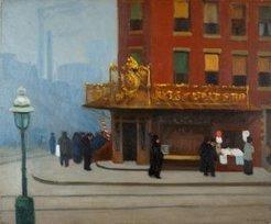 Un tableau d'Edward Hopper pour Stanford | Musée et culture | Scoop.it