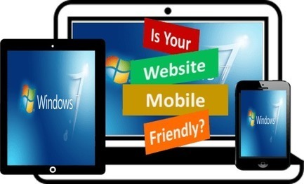 Is Your Website Mobile Friendly? - The Learning News Network | Training As A Service | Scoop.it