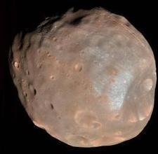 Un impact géant serait à l'origine des lunes martiennes - [Parlons peu parlons Science] | C@fé des Sciences | Scoop.it