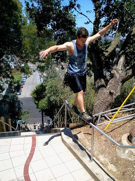 Friends Summer 2014 Newsletter Now Online | Hidden Garden Steps | Scoop.it