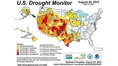 Dangerous Heat Wave for Plains, Midwest This Week | Societal | Scoop.it