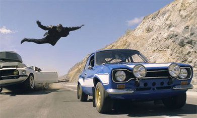 All the road rage: Fast & Furious 6 taps a modern vein - The Guardian | Road rage | Scoop.it