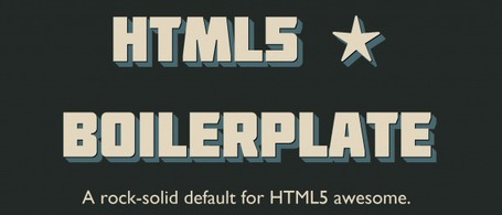 HTML5 Boilerplate 2.0 | Web Developer 2.0 | Open Web Platform | Scoop.it