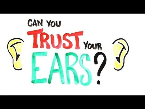 These Auditory Illusions Are Absolutely Bewildering | Strange days indeed... | Scoop.it