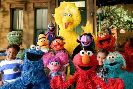 Sesame Street now has a venture capital arm | More Commercial Space News | Scoop.it