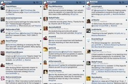 Teachers take to Twitter to improve craft and commiserate | Personal Learning Network | Scoop.it